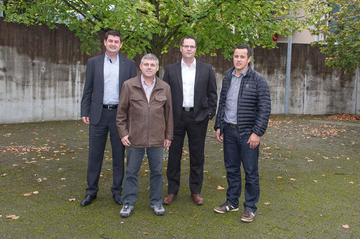 Die Gründer der KW Gurtnellen AG
