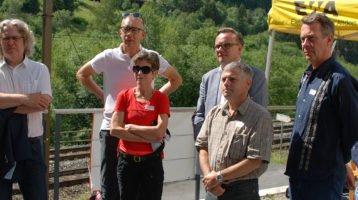 Fachmagazin zekHydro berichtet über Eröffnung des KW Gurtnellen